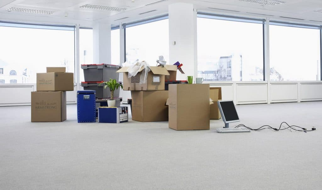 Why You Should Move Your Office Professionally