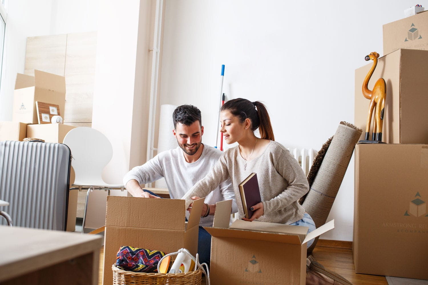 9 Steps to Packing Your Home for the Big Move